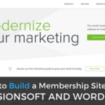 How to Build a Membership Site With Infusionsoft and WordPress