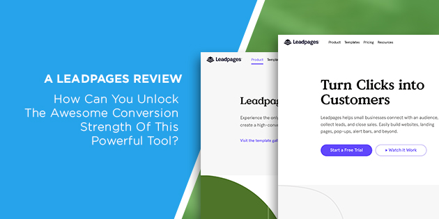 Buy Leadpages Verified Promotional Code June 2020